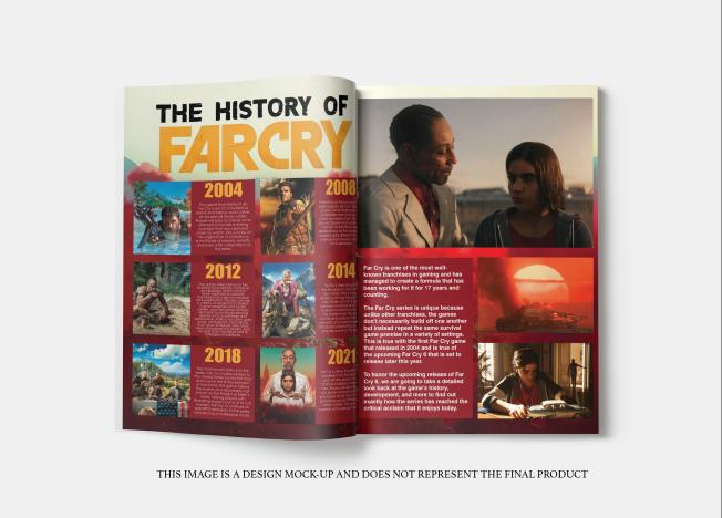 Issue 1 Far Cry