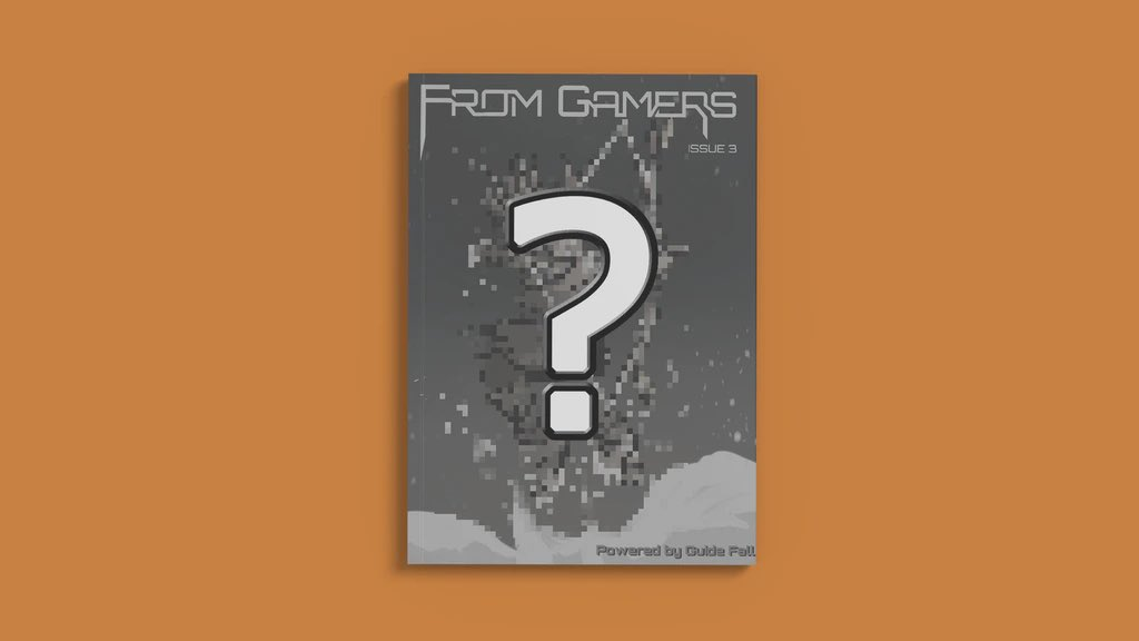 From Gamers Magazine Issue 3